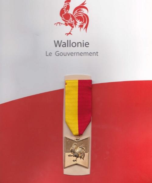 Décoration du Mérite wallon